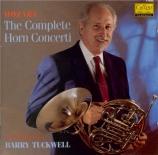 Intégrale des concertos pour cor