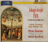 FUX - Haselböck - Deposizione dalla croce di Gesù Cristo Salvator Nostre