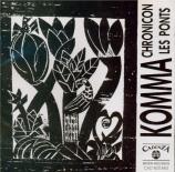 KOMMA - Treutlein - Chronicon 1990