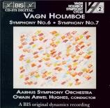HOLMBOE - Hughes - Symphonie n°6 op.43
