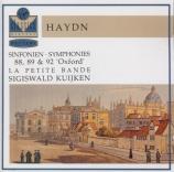 HAYDN - Kuijken - Symphonie n°88 en do majeur Hob.I:88
