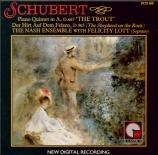 SCHUBERT - Nash Ensemble - Quintette 'La Truite' D.667