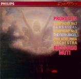 PROKOFIEV - Muti - Symphonie n°3 en do mineur op.44
