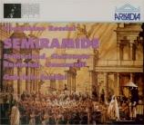 ROSSINI - Santini - Semiramide (Live Scala di milano 17 - 12 - 1962) Live Scala di milano 17 - 12 - 1962