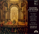 HAENDEL - McGegan - Ottone, re di Germania, opéra en 3 actes HWV.15