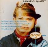 BYRNE - Balanescu Quart - High Life for Nine Instruments