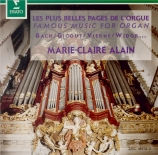 Les plus belles pages de l'orgue