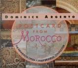 ARGENTO - Brunelle - Postcard from Morocco (Une carte postale du Maroc)