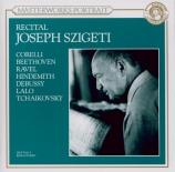 CORELLI - Szigeti - Sonate pour violon op.5 n°12 'La folia'