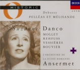 DEBUSSY - Ansermet - Pelléas et Mélisande, drame lyrique avec orchestre