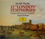 HAYDN - Jochum - Douze symphonies londoniennes Hob.I:93-104