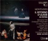 MONTEVERDI - Jacobs - Il ritorno d'Ulisse in patria