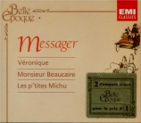 MESSAGER - Gressier - Véronique : extraits