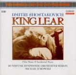 CHOSTAKOVITCH - Jurowski - The King Lear, op.137