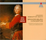 BACH - Harnoncourt - Concerto brandebourgeois n°1 pour orchestre en fa m