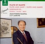 Flûte et harpe