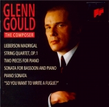 Glenn Gould, the composer
