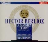 BERLIOZ - Inbal - La Damnation de Faust