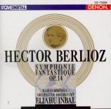 BERLIOZ - Inbal - Symphonie fantastique op.14 (omport Japon) omport Japon