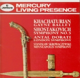 KHATCHATURIAN - Dorati - Gayaneh : extraits