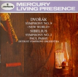 DVORAK - Paray - Symphonie n°9 en mi mineur op.95 B.178 'Du Nouveau Mond