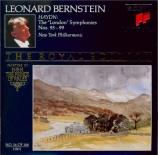 HAYDN - Bernstein - Symphonie n°93 en ré majeur Hob.I:93