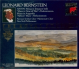 HAYDN - Bernstein - Missa in tempore belli, pour solistes, chœur mixte