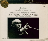 BERLIOZ - Toscanini - Roméo et Juliette op.17