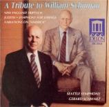 Hommage à William Schuman
