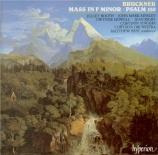 BRUCKNER - Best - Messe n°3 en fa mineur WAB 28