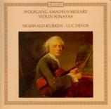 Violin Sonatas Vol.1