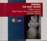 PURCELL - Deller - The Fairy Queen, semi-opéra Z.629