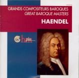 HAENDEL - Gilbert - Suite n°5 pour clavier HWV430