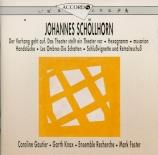 SCHOLLHORN - Foster - Hand Stücke