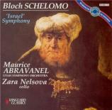 BLOCH - Abravanel - Schelomo