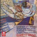 CARTER - Quintetto Arnol - Quintette à vents