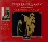 STRAUSS - Krauss - Die Liebe der Danae (L'amour de Danae), opéra op.83 Live Salzburg 14 - 08 - 1952