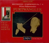 BEETHOVEN - Furtwängler - Symphonie n°8 op.93 (live Salzburg 30 - 8 - 54) live Salzburg 30 - 8 - 54