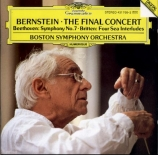 BEETHOVEN - Bernstein - Symphonie n°7 op.92 (The Final Concert) The Final Concert