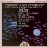 PROKOFIEV - Ancerl - Romeo et Juliette op.64 : extraits