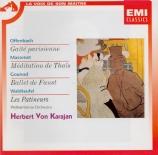 OFFENBACH - Karajan - La gaîté parisienne