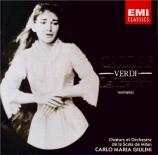 VERDI - Giulini - La traviata, opéra en trois actes : extraits