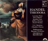 HAENDEL - McGegan - Theodora, oratorio HWV.68