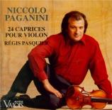 PAGANINI - Pasquier - Vingt-quatre caprices pour violon op.1 MS.25