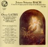BACH - Latry - Prélude et fugue pour orgue en sol majeur BWV.541 vol.3 (Oeuvre d'orgue pour le temps de la Résurrection)