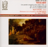 MOZART - Furst - Concerto pour piano et orchestre n°23 en la majeur K.48