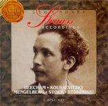 Legendary Strauss Recordings 1928-1941