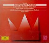 ORFF - Kubelik - Oedipe le tyran
