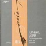 Concertos pour violon vol.2