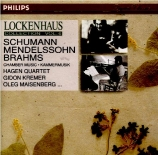 SCHUMANN - Hagen Quartett - Sonate pour violon et piano n°1 en la mineur